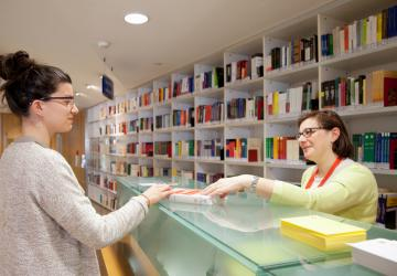 Biblioteca campus economico-giuridico